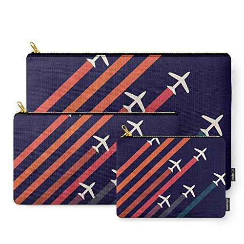 society6-aerial-acrobat-carry-all-pouch-set-of-3