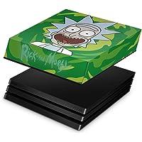 Capa Anti Poeira para PS4 Pro - Rick Rick and Morty