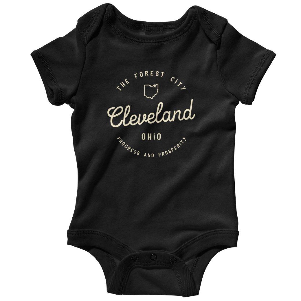 Smash Transit Baby Enjoy Cleveland Creeper