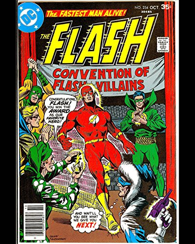 Flash Poster Dc comics Cover Wall Decoration High Quality