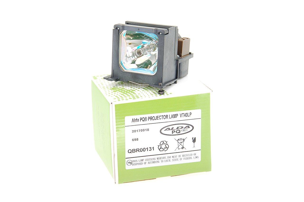 Alda PQ-Premium Lampe mit Geh/äuse Beamerlampe // Ersatzlampe kompatibel mit VLT-HC7800LP 499B059O10 f/ür Mitsubishi HC7800D HC7900DW HC8000D-BL Projektoren