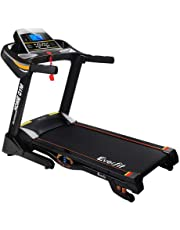 Everfit Home Electric Treadmill - Black