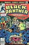 #1: Black Panther #1 VG ; Marvel comic book
