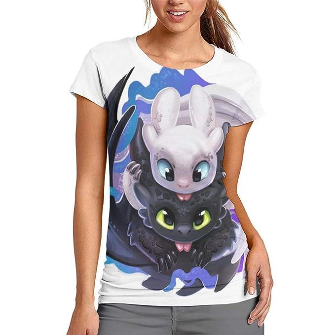 Night Fury Love Light Fury T-Shirt