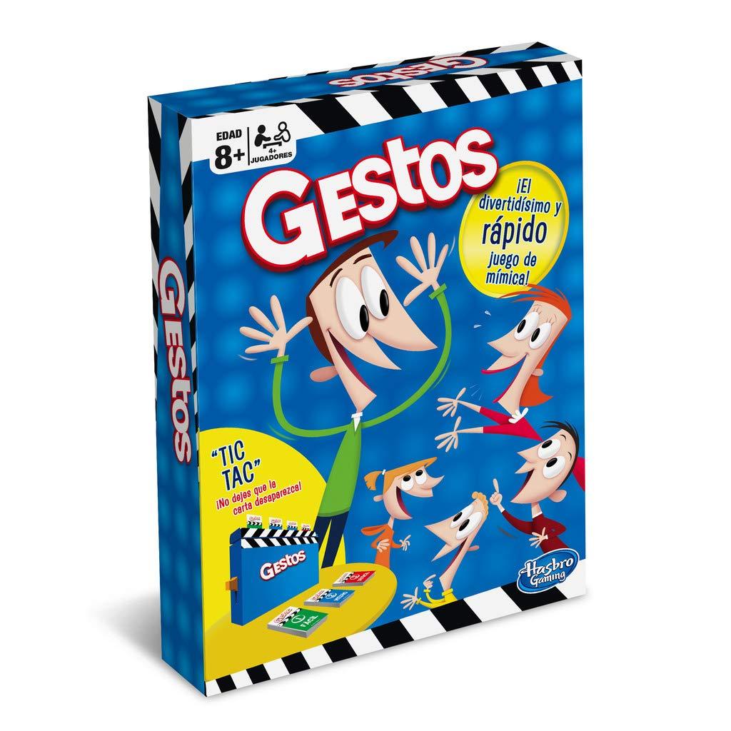 Hasbro Gaming- Gestos (Versión Española) (B0638105)