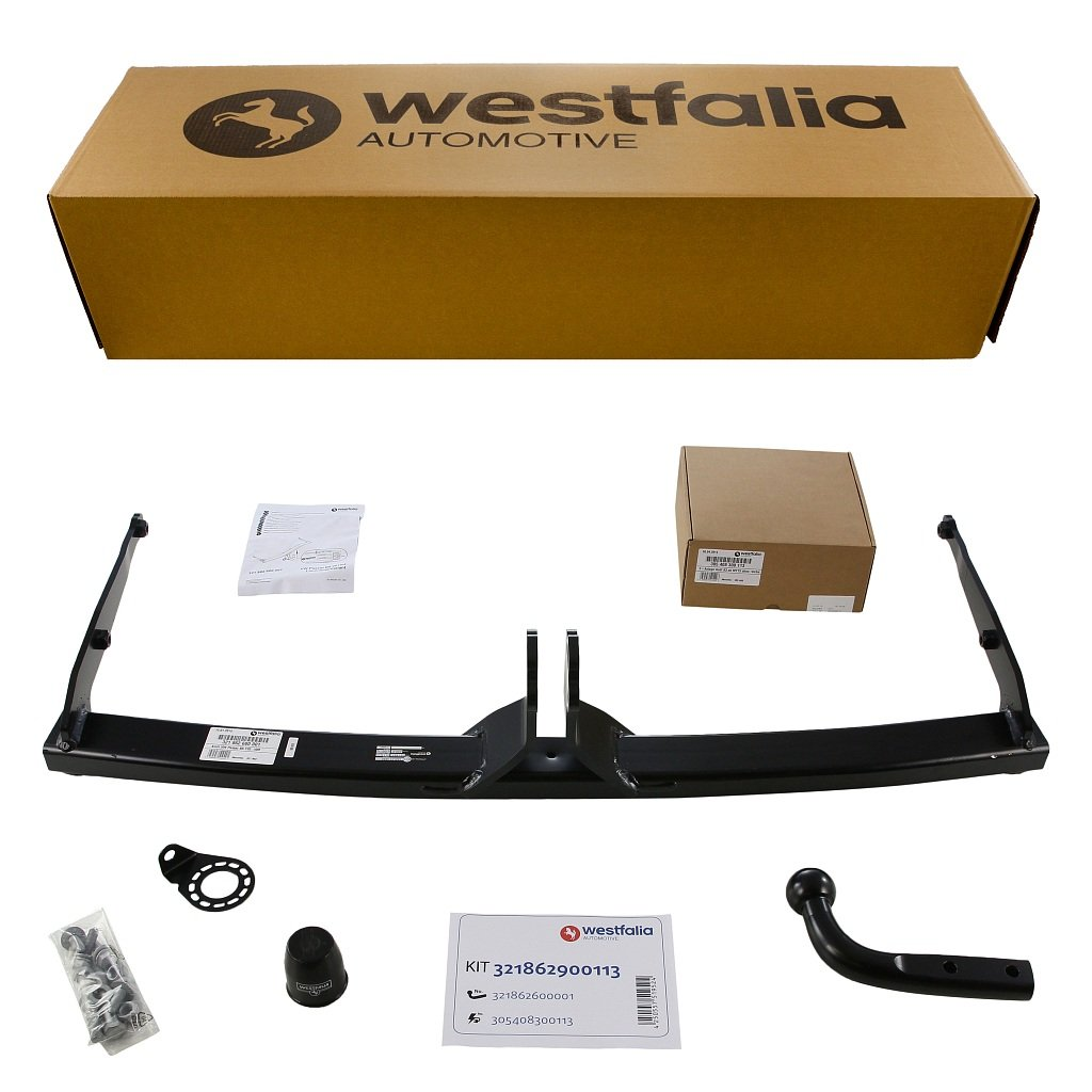 Westfalia 321862900113 And Tow Bar Wiring Kit Car The Trailer Harness For A 2007 Vw Passat To Motorbike