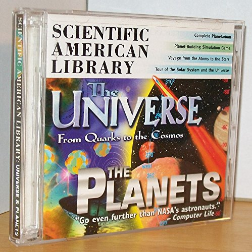 The Universe From Quarks to the Cosmos & The Planets for sale  Delivered anywhere in USA