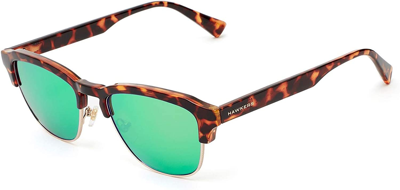 HAWKERS - Gafas de sol para hombre y mujer. Modelo CLASSIC