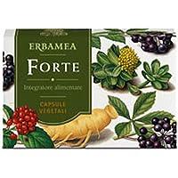 FORTE 24 capsule da 480 mg. Ginseng, Eleuterococco, Pappa Reale, Rhodiola, energizzante