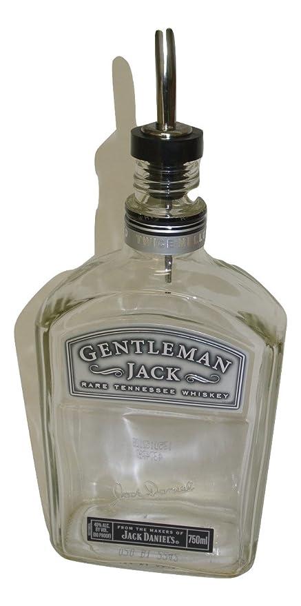 Landfill Dzine Gentleman Jack Whiskey - Dispensador de jabón repelente de licor