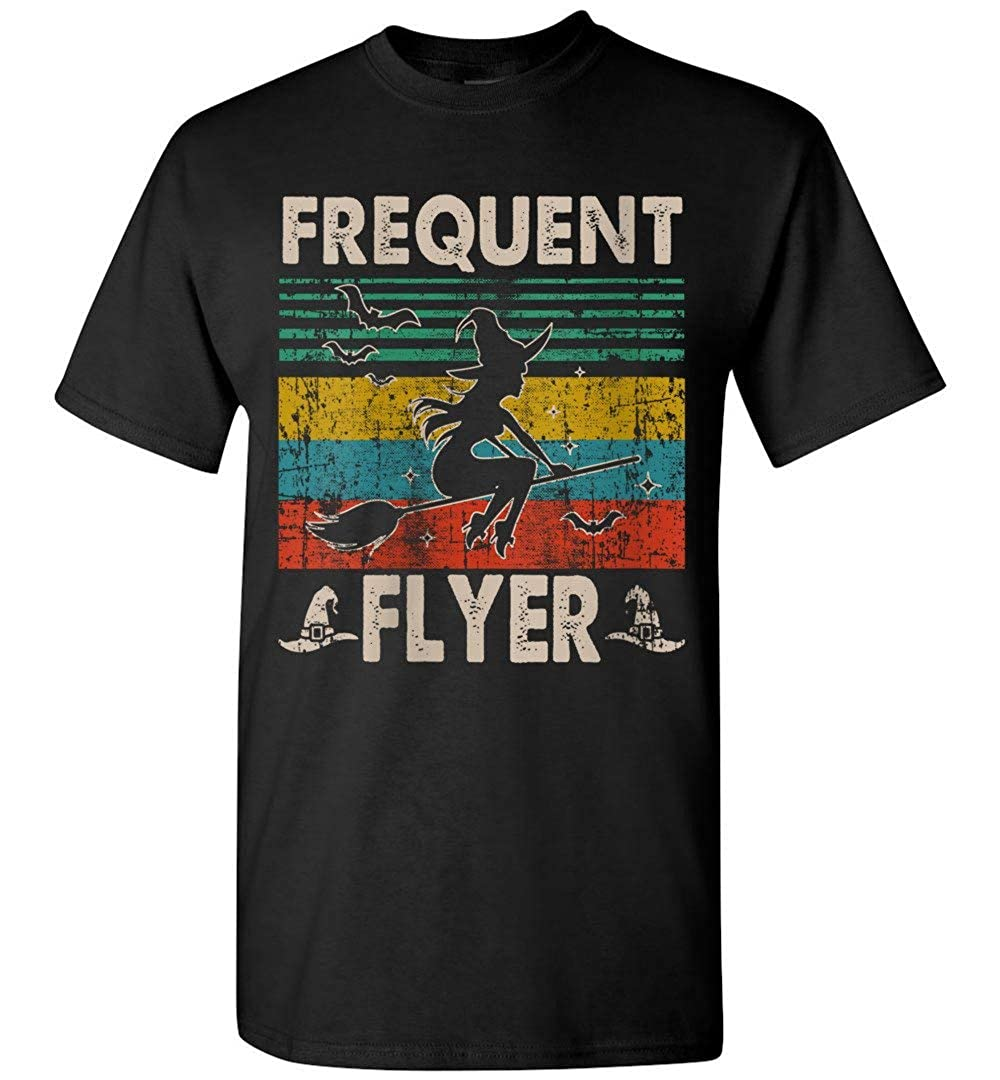Frequent Flyer Vintage Shirts