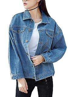 Giacca Donna Jeans Taglie Forti Corta Giacche Di Jeans
