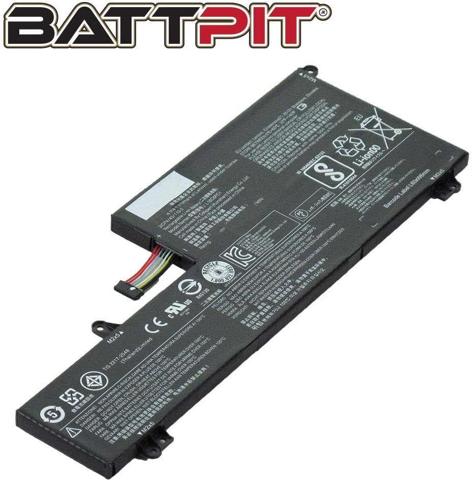Battpit™ Laptop/Notebook Battery Replacement for Lenovo Yoga 720-15IKB 80X7 (6080mAh/ 70Wh)
