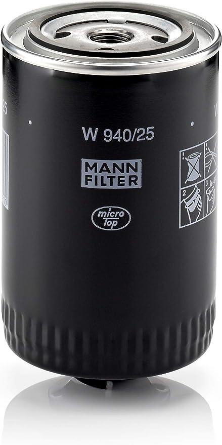 Mann-Filter   Oil Filter  W940//25