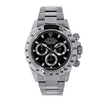 Amazon Com Rolex Daytona Oyster Perpetual Cosmograph Mens Watch