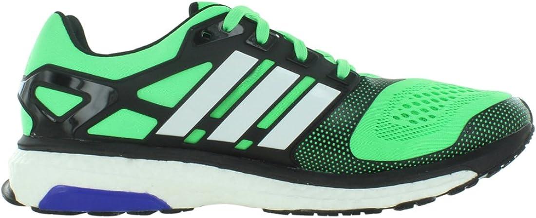 adidas Energy Boost 2 ESM - Zapatillas de correr para hombre, color Verde, talla 43 1/3 EU: Amazon.es: Zapatos y complementos