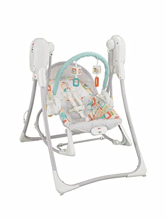 a49172dbb Amazon.com   Fisher-Price Smart Stages Power Plus 3-in-1 Swing  n ...