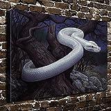 COLORSFORU Wall Art Painting Snake Prints On...