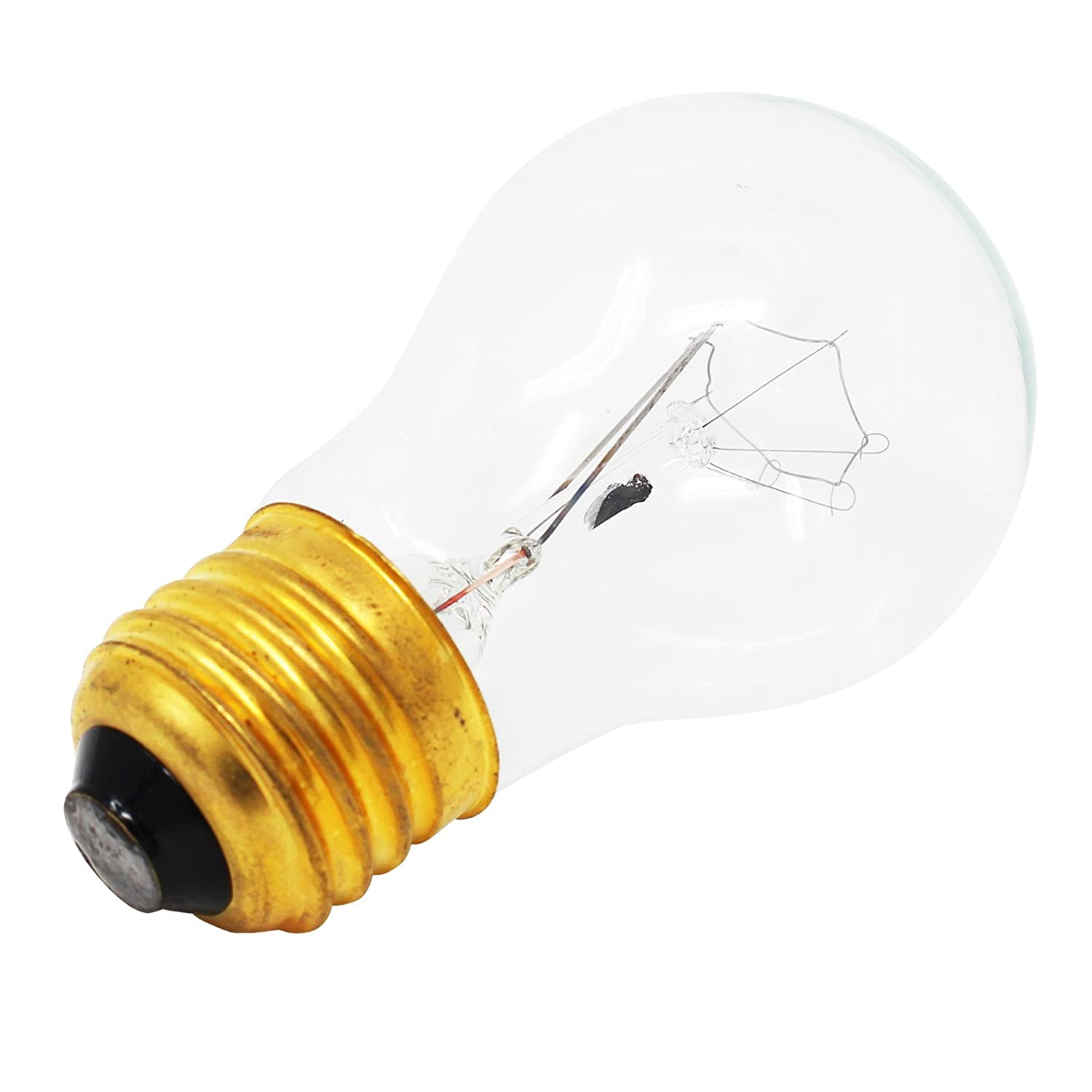 Replacement Light Bulb for KitchenAid KSRS25FTMS01 - Compatible KitchenAid 8009 Light Bulb