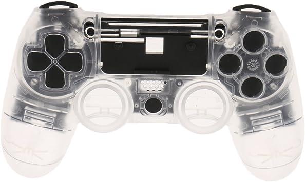 MagiDeal Carcasa Protectora Cubierta Caja de Carcasa para Sony Playstation 4 Controladores Ps4 Accesorios de Videojuegos: Amazon.es: Electrónica