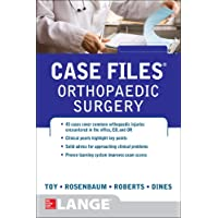 Case Files Orthopaedic Surgery (LANGE Case Files)
