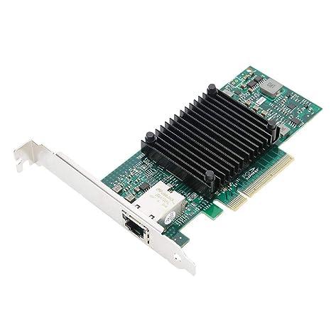 ASHATA Tarjeta de Red, Tarjeta de Red PCIE ST7213 para Servidor ...