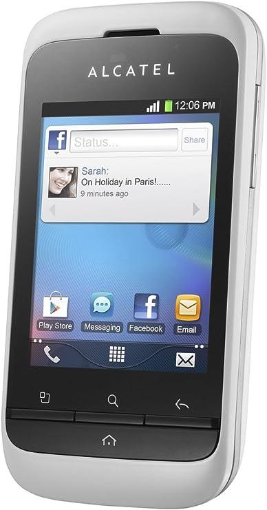 Alcatel One Touch 903D - Smartphone libre (pantalla táctil de 7,1 ...