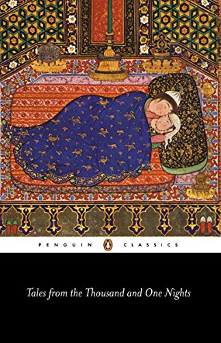Tales from the Thousand and One Nights (Penguin Classics) (Aladdin And Other Stories From The Arabian Nights)