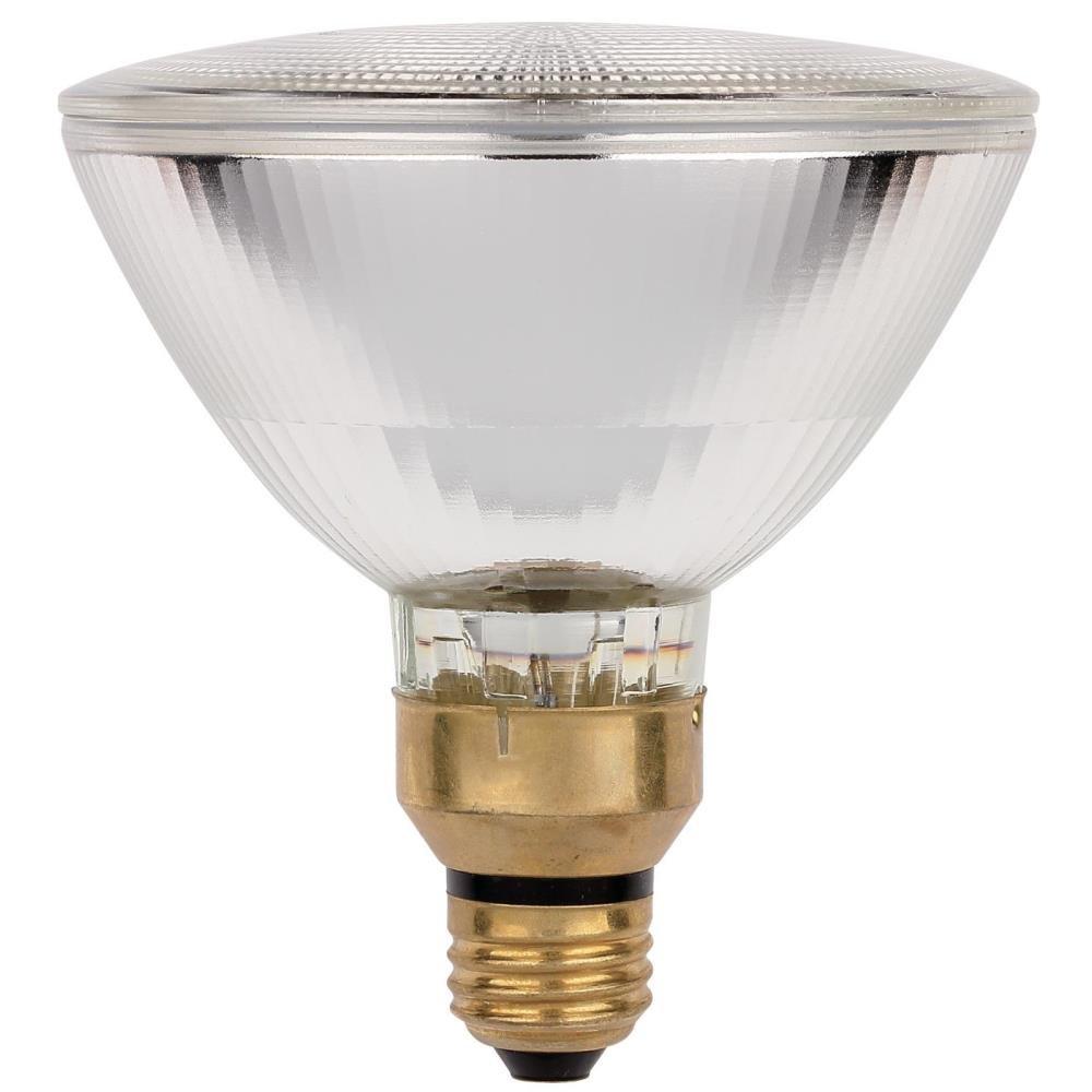 Westinghouse 3685300 38 Watt PAR38 Eco PAR Plus Halogen Flood Reflector Clear Light Bulb with Medium Ba