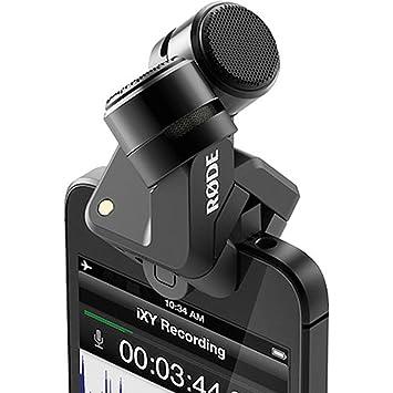 Rode iXY 24/96 Stereo-Mikrofon mit Lightning Anschluss: Amazon.de ...