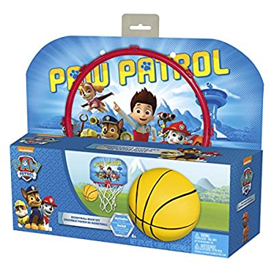 Hedstrom Paw Patrol (Plastic) Plastic Hoop Set, One Size, Blue: Toys & Games