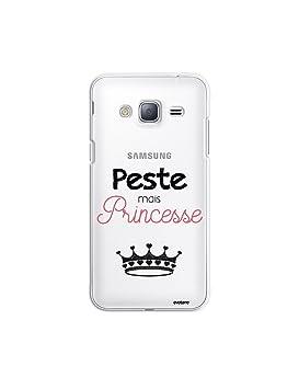 coque samsung j3 2017 princesse