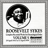 Complete Recorded Works In Chronological Order, Vol. 5, 1937-1939