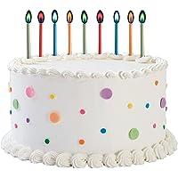 Wilton Candles Colour Flame, Multicolored, 2811-1011