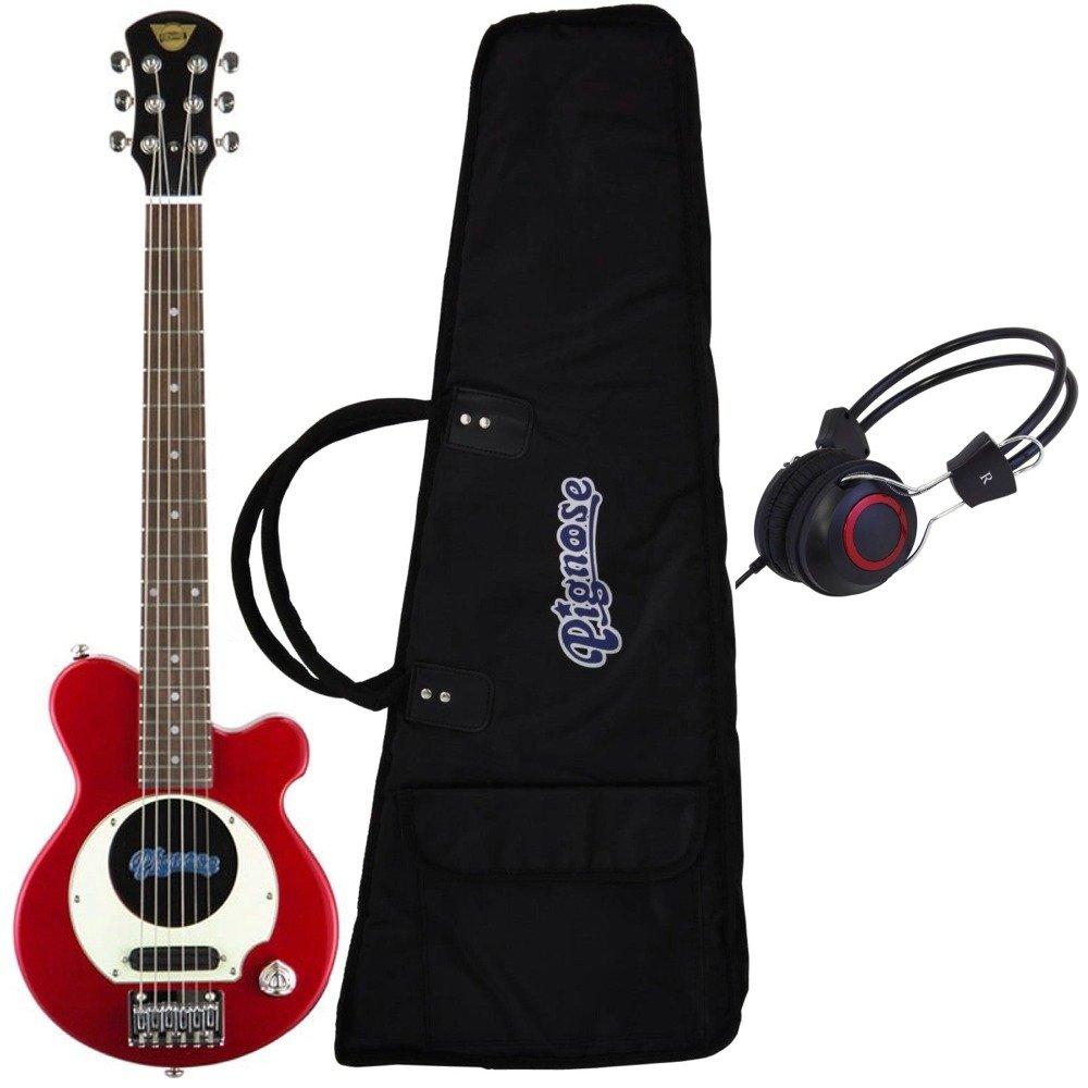 【ヘッドホン付】Pignose ピグノーズ PGG-200 CA アンプ内蔵ギター B01AXKN5OO