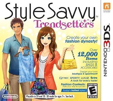 Nintendo presents: style boutique (nintendo ds): nintendo ds.