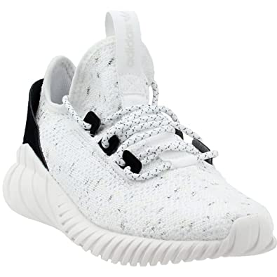 newest collection 4e591 edef5 adidas Tubular Doom Sock Primeknit Big Kid s Shoes Running White Core Black  bz0329 (4