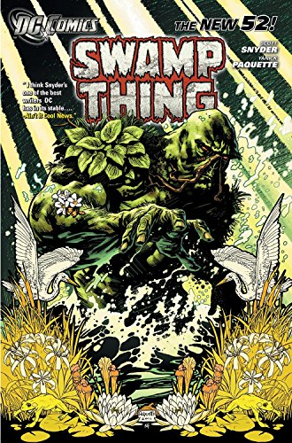 Swamp Thing Vol. 1: Raise Them Bones (The New 52) (Swamp Thing (DC Comics))]()