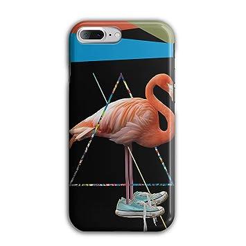 Flamingo pájaro Zapatos Zapatillas pies 3d iPhone 5/5s 6/6s 6 Plus/