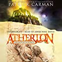 Atherton: The House of Power Audiobook by Patrick Carman Narrated by Jonathan Davis