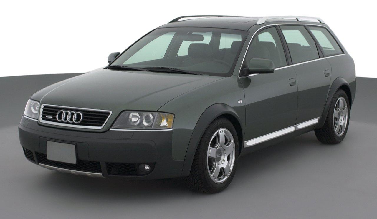 Amazoncom Audi Allroad Quattro Reviews Images And Specs - 2002 audi quattro