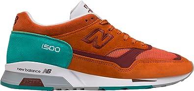 New Balance Sneakers Uomo M1500JKK Made in England NeroGrigio Nuova Collezione AI 2018 19