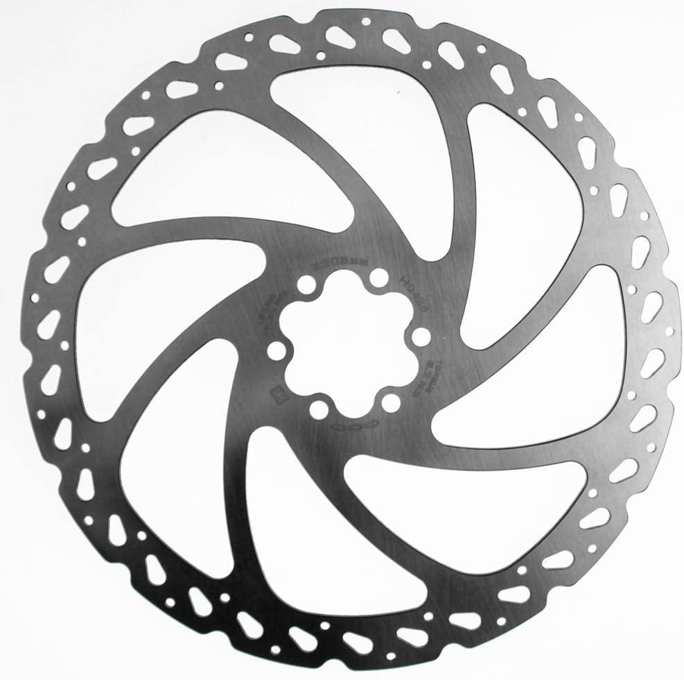 "HAYES Wave Type MTB Bike Disc Brake Rotor 160mm 6/"" w// Torx 6-Bolt IS Pair"