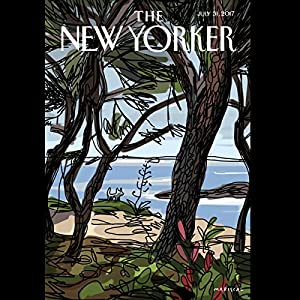 The New Yorker, July 31st 2017 (Emily Nussbaum, Ben Taub, Louis Menand) Periodical