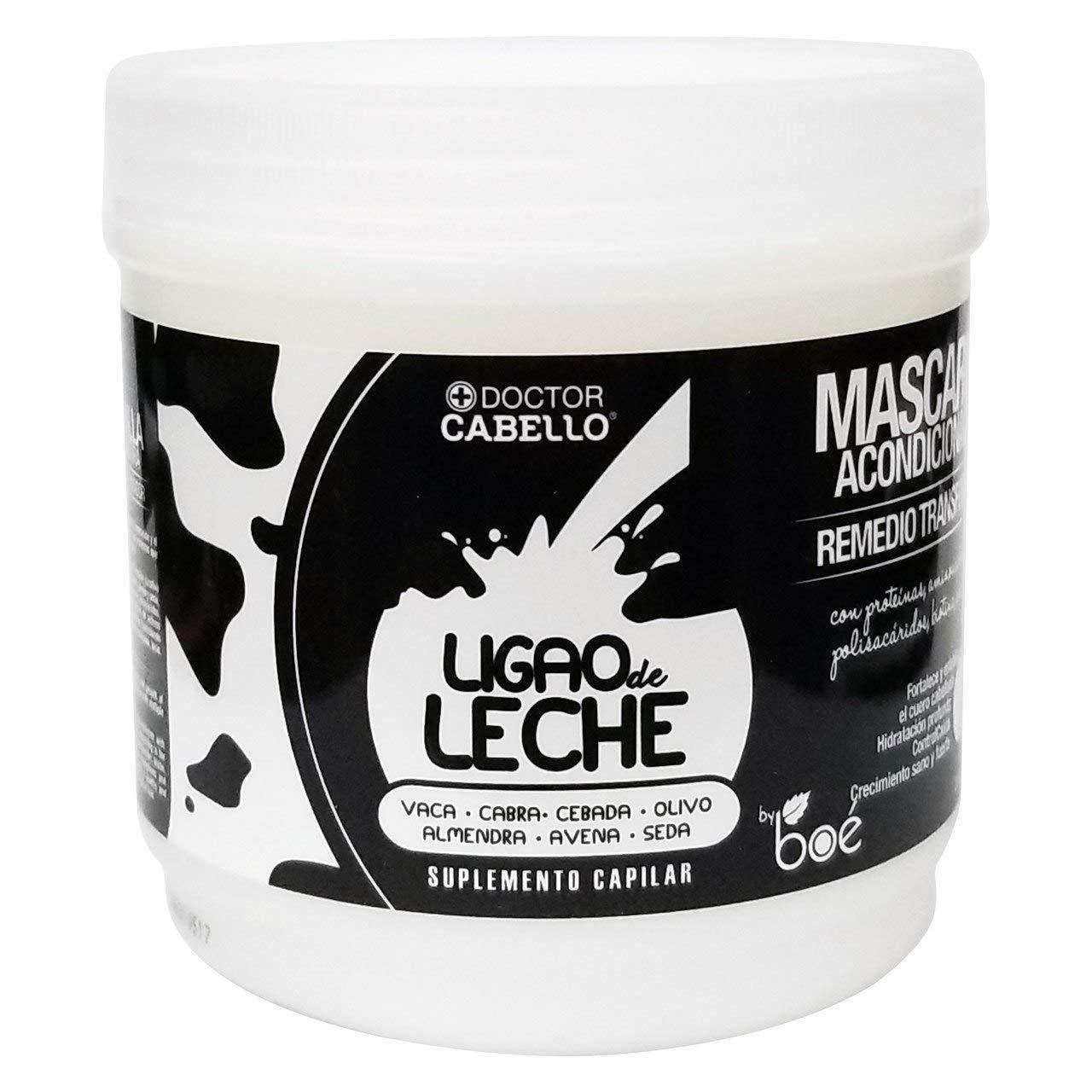 Amazon.com : Doctor Cabello Ligao De Leche Combo Set (SH&TREAT&MASK) : Beauty