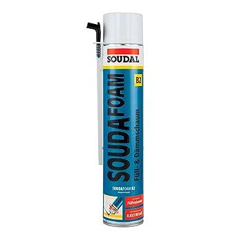 Relleno - & aislante de espuma soudafoam B2 750 ml (adaptador para) de ahorro