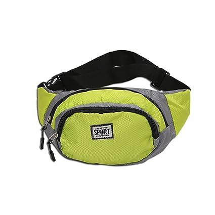 Waterproof Sport Waist Belt Bum Pouch Fanny Pack Camping Running Hiking Bag NEW