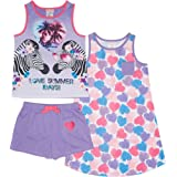 9403976b3 Amazon.com  St. Eve Girls  3-Piece Sleep Set  Clothing