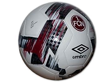 Umbro 1. FC Nürnberg - Balón de fútbol, Color Blanco, Todo el año ...