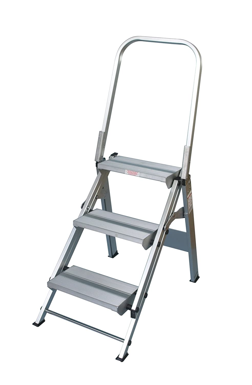 Xtend u0026 Climb WT3 Professional Series Folding Step Stool with Handrail 3- Step - - Amazon.com  sc 1 st  Amazon.com & Xtend u0026 Climb WT3 Professional Series Folding Step Stool with ... islam-shia.org